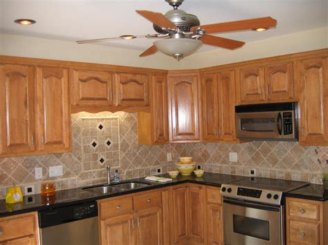 kitchen with backsplash idea kitchen backsplash ideas for more attractive appeal 6490