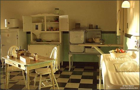 retro country kitchen vintage kitchens of the 1930s 1920 s 1930 s kitchens a 1927