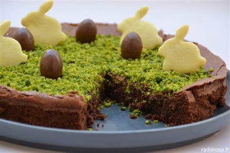 cuisiner du lapin facile fondant au chocolat pour lapin de pâques radis
