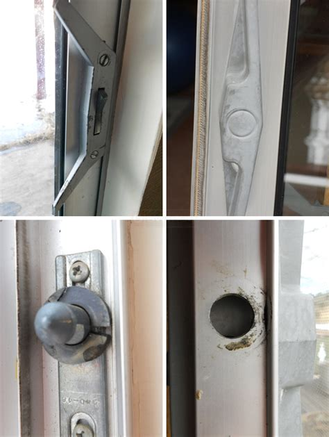 broken patio sliding glass door handle swisco