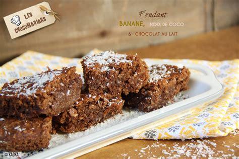 cuisiner au lait de coco dessert lait de coco chocolat 28 images recette de