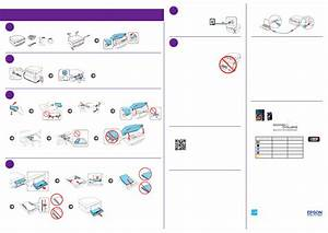 Epson Epson Xp-810 Quick Start Manual