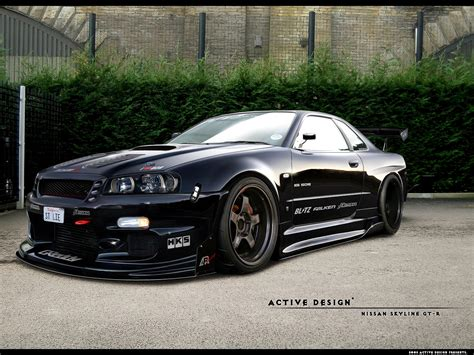 Nissan Skyline Gtr Wallpaper 83763