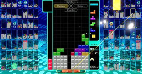 tetris battle royale  real    nintendo switch