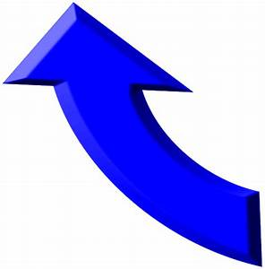 Blue Curved Arrow Right Related Keywords - Blue Curved ...