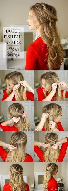 hair styling moda cabellos pelo suelto con trenzas 2014 hair 3545