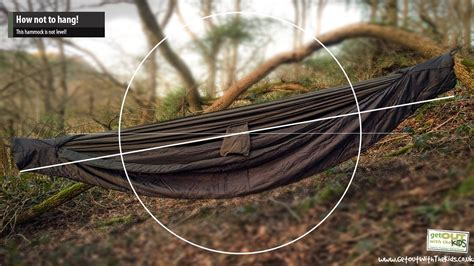Hammock Uk by How To Spend The In The Woods With A Hammock