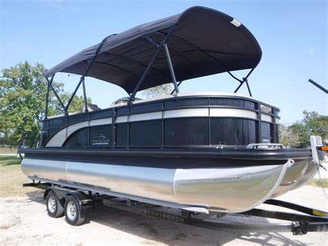Fishing Pontoon Boat Reviews by Voyager Center Console Fishing Pontoon Review