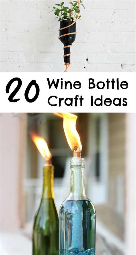 used wine bottle ideas 20 wine bottle craft ideas to put your wine bottles to good use ritely