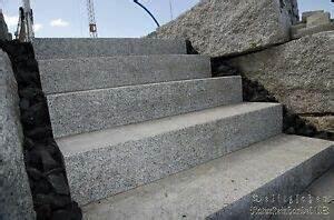 Granit Treppenstufen Hornbach : granit blockstufen 140x35x15cm grau treppenstufe granit ansehen ebay ~ A.2002-acura-tl-radio.info Haus und Dekorationen