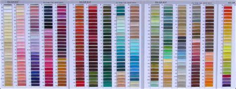 home design brand dyed yarn hanks shade card rayon threads yarn