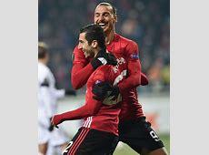 Man United star Zlatan Ibrahimovic takes credit for