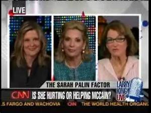 Larry King Live: Republican Women Implode Over Their Party ...
