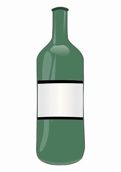 Bottle Clipart Cartoon Clip Wine Beer Cliparts