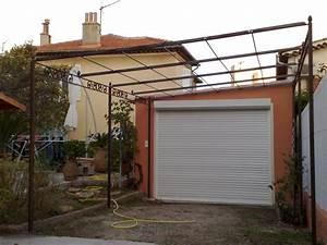 Pergola Fer Forge Provencale : pergola sur mesure 4 pieds faufer ~ Melissatoandfro.com Idées de Décoration