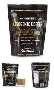 If you're going to drink coffee on keto. Rapid Fire Ketogenic Fair Trade Coffee Instant Mix, 7.93 oz. Bag (15 servings) 705353180569 | eBay