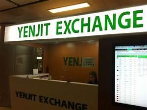 Ouverture Bureau De Change Et Consigne Aroport De Bangkok