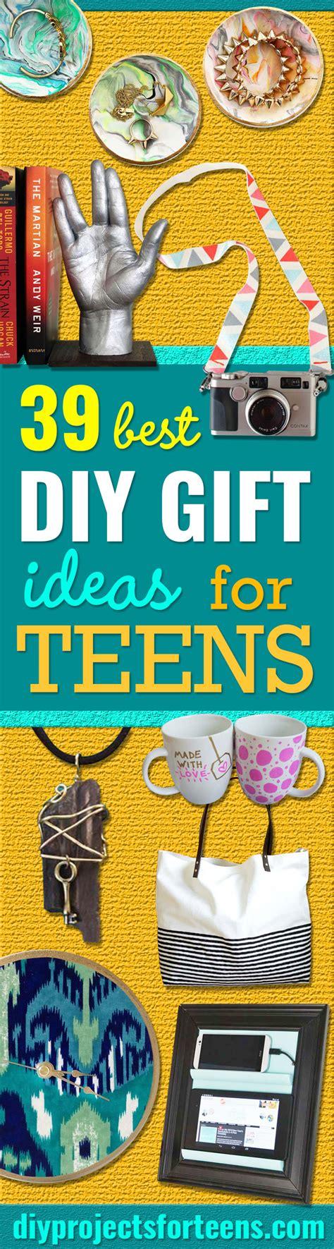 diy gift ideas  teens