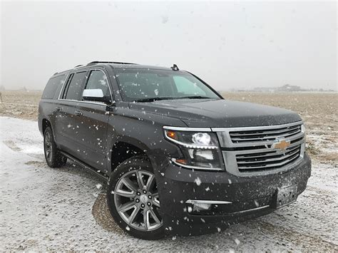 Goose Hunting With The 2016 Chevrolet Suburban Ltz