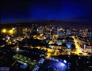 Photo For The Day :: Just Another Night In Nairobi