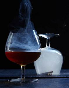 Hazy Whiskey Cocktail