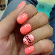 Gallery For > Cute Easy Nail Designs For Short Nails