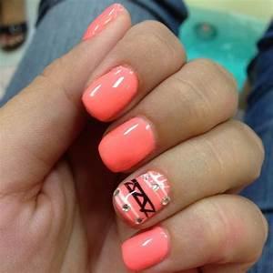 Cute Nail Designs for Short Nails 2015 – Inspiring Nail ...