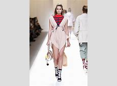 FENDI SPRING SUMMER 2017 WOMEN'S COLLECTION The Skinny Beep