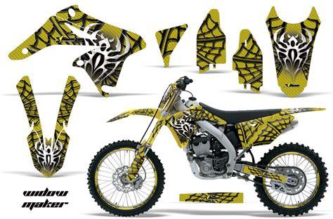 suzuki motocross graphics kit suzuki mx graphics sticker kit for suzuki rmz 250 2010 2015