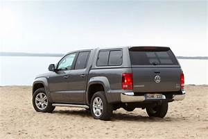 2013 Vw Amarok Pickup Truck Benefits From A More Powerful Diesel And Added Features