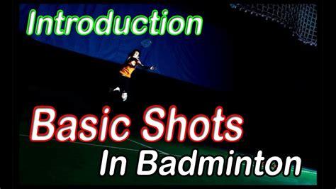 Basic (comparative more basic, superlative most basic). Badminton Beginners - Introduction of Basic Shots in Badminton - YouTube