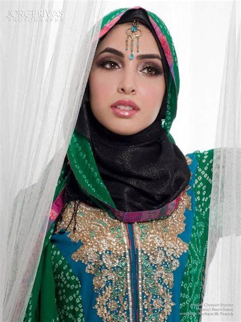 tradition wearing  hijab   pakistani suit