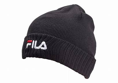 Bonnet Fila Linear Noir Chausport