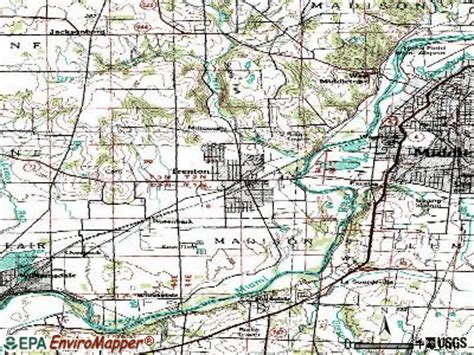 trenton ohio oh 45067 profile population maps real