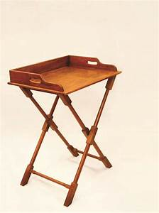 Folding Campaign Table - Popular Woodworking Magazine