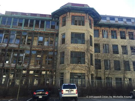 abandoned buildings  sea view hospital  staten