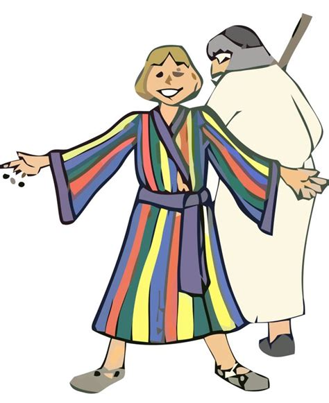 joseph and his coat of many colors joseph and his coat of many colours storynory