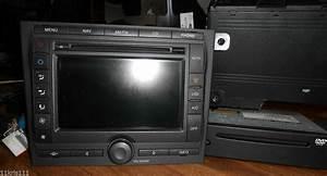 Ford Mondeo Mk3 Sat Nav Touch Screen Visteon Head Unit