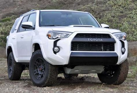 2018 Toyota 4runner Release Date, Review, Price, Spy Shots