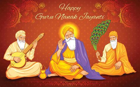 Happy Guru Nanak Jayanti 2020 Wishes in Punjabi, English ...