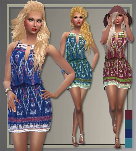 style boho summer sims  downloads