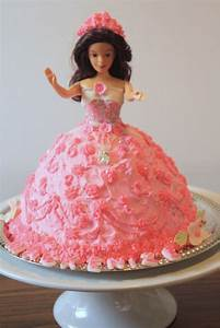 teresa's sweet boutique: Princess Doll Cake