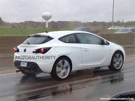 Opel Astra Usa by Buick Opel Astra Gtc Testing In Michigan