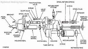 F350 Hydroboost Diagram