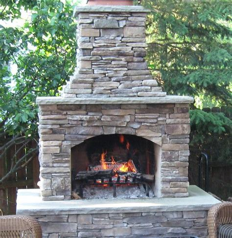 outdoor fireplace kits   home outdoor fireplace