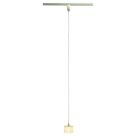 hton bay brushed nickel miniature pendant track