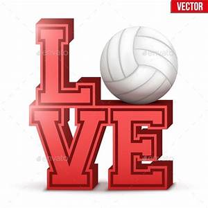 Love, Volleyball, Inscription
