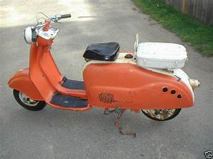 Mesquite Hugger  Another Modern Vintage Electric Scooter