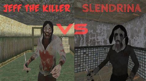 killer jeff slendrina vs games crazy
