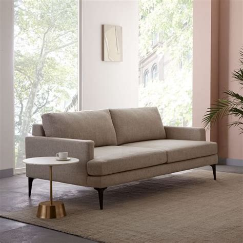 west elm sectional andes sofa west elm